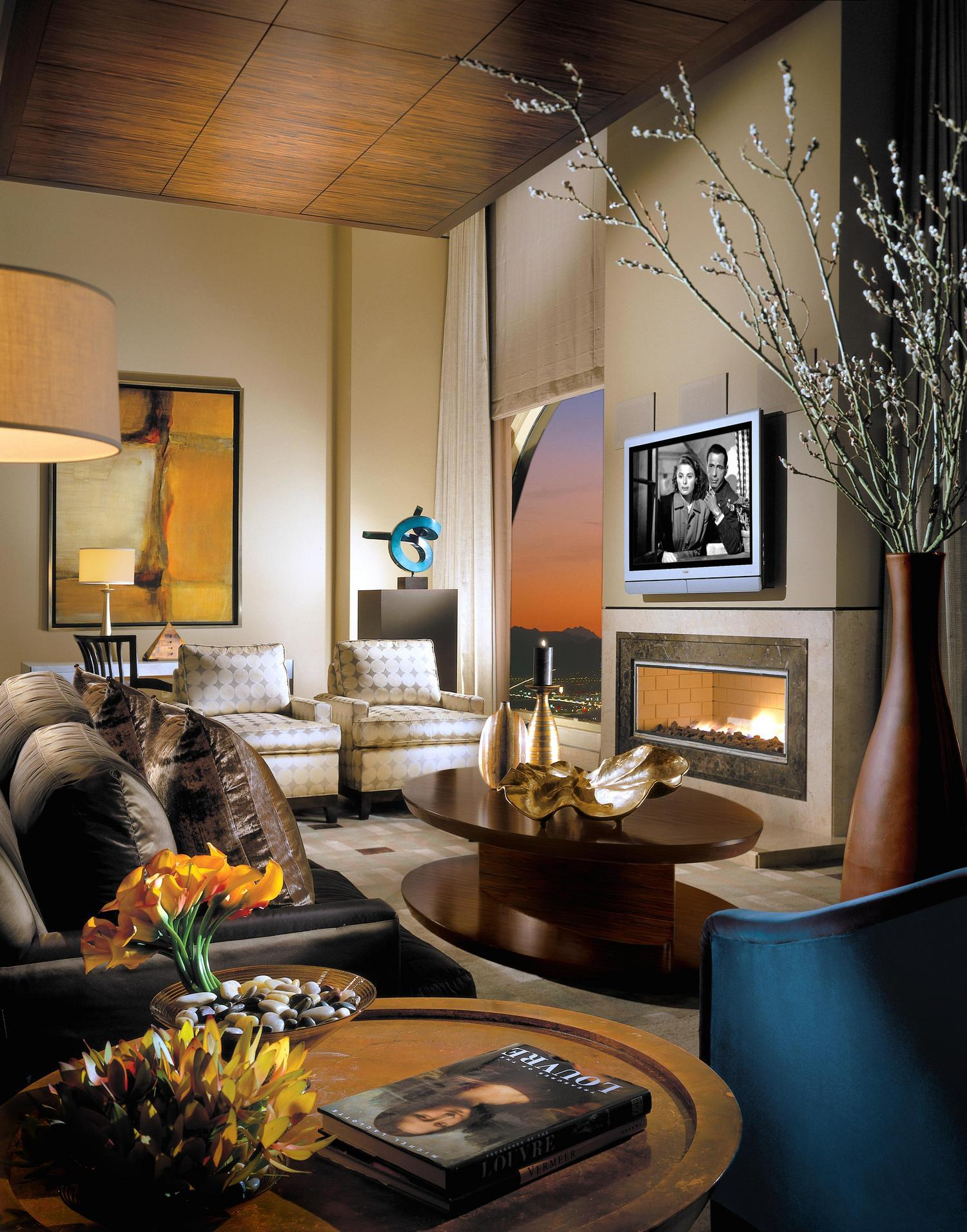 Presidential Suite at Bellagio